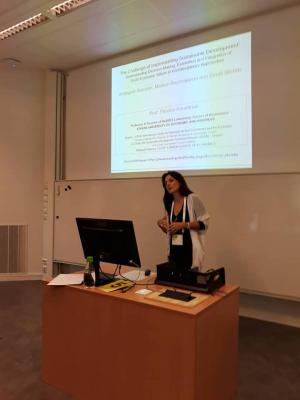 WCERE 2018 - 6th World Congress of Environmental and Resource Economists took place from the 25th to the 29th of June 2018 in Gothenburg, Sweden.