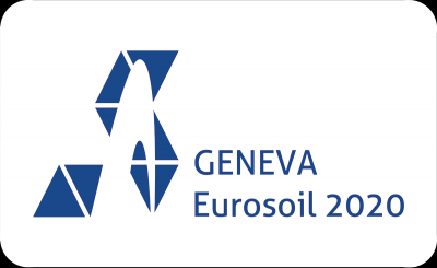 Eurosoil 2020 conference In Geneva !