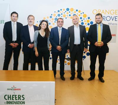 Heineken Growth Makers Nights took place at  Orange Grove , (Athens) on 30th of October 2018