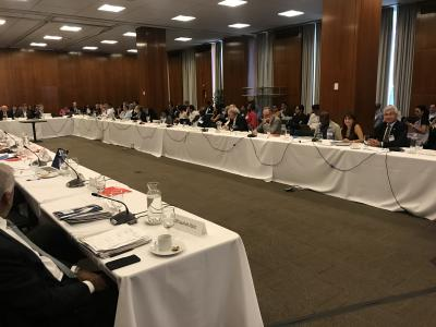 14th SDSN Leadership Council Meeting, New York, USA