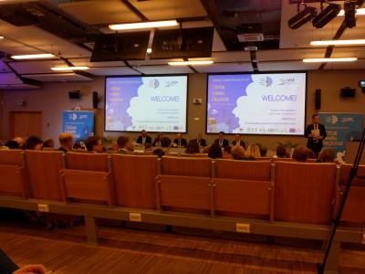 H2020 COASTAL project present at the Marine Spatial Planning Forum in Riga (19-21st Nov. 2019)