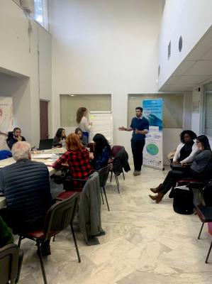 "EIT Climate-KIC Workshop on ""Climate innovation in Southern European Waters (BL.EU Climate)"", Athens, Greece"