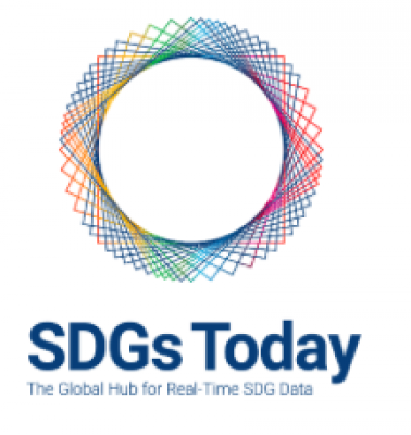SDGs Today: The Global Hub for Real-Time SDG Data