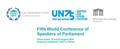 5th World Conference of Speakers of Parliament