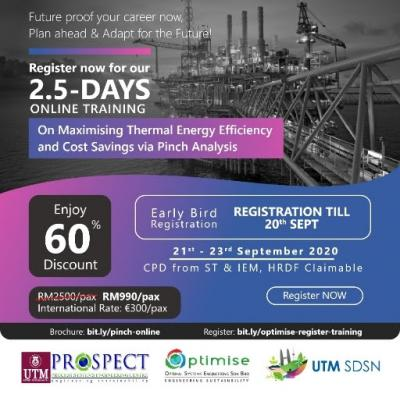 Thermal Energy Efficiency and Cost Saving Training