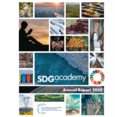 SDG Academy 2020 Annual Report