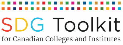 Colleges and Institutes Canada launches an SDG Toolkit for post-secondary institutions