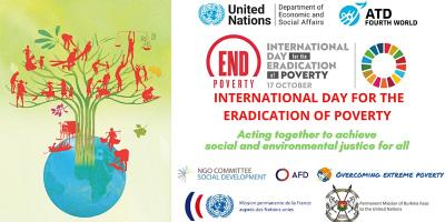 United Nations International Day for the Eradication of Poverty 2020