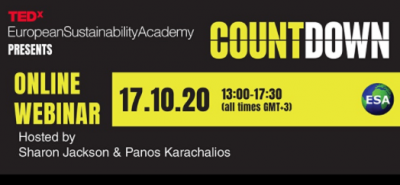 TED COUNTDOWN | TEDxEuropeanSustainabilityAcademy in Crete