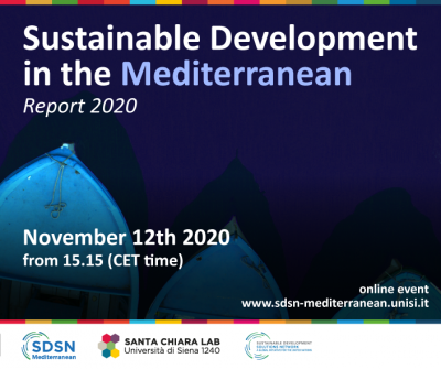 Sustainable Development in the Mediterranean – 2020 Report