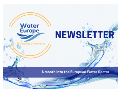 Water Europe Newsletter