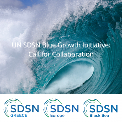 UN SDSN Blue Growth Initiative: Call for Collaboration