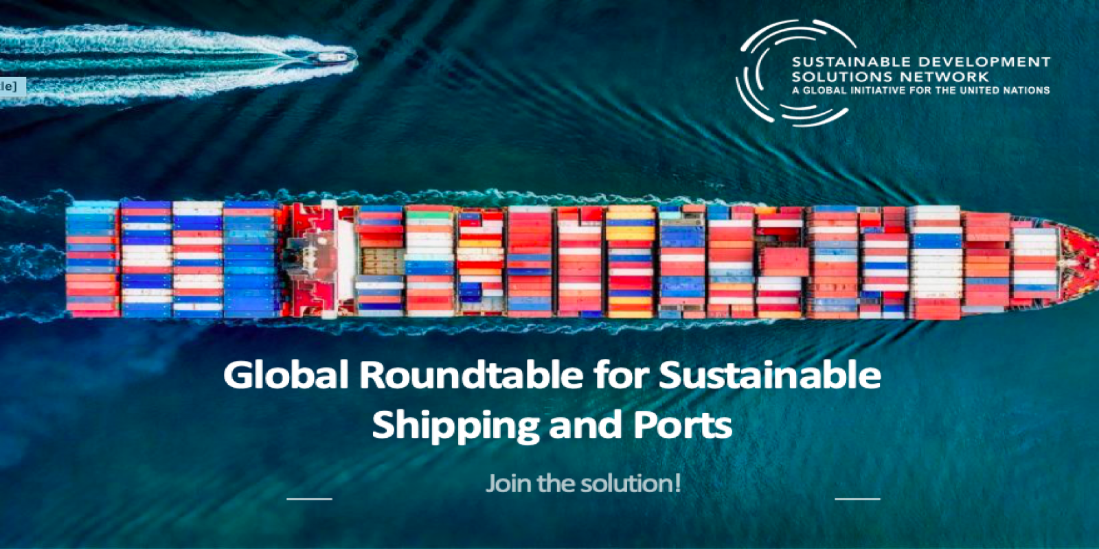 Global Roundtable for Sustainable Shipping and Ports