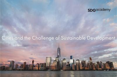 New Mini-course: Cities and the Challenge of Sustainable Development