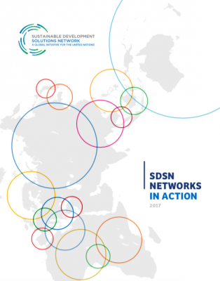 SDSN Networks in Action 2017 report released!